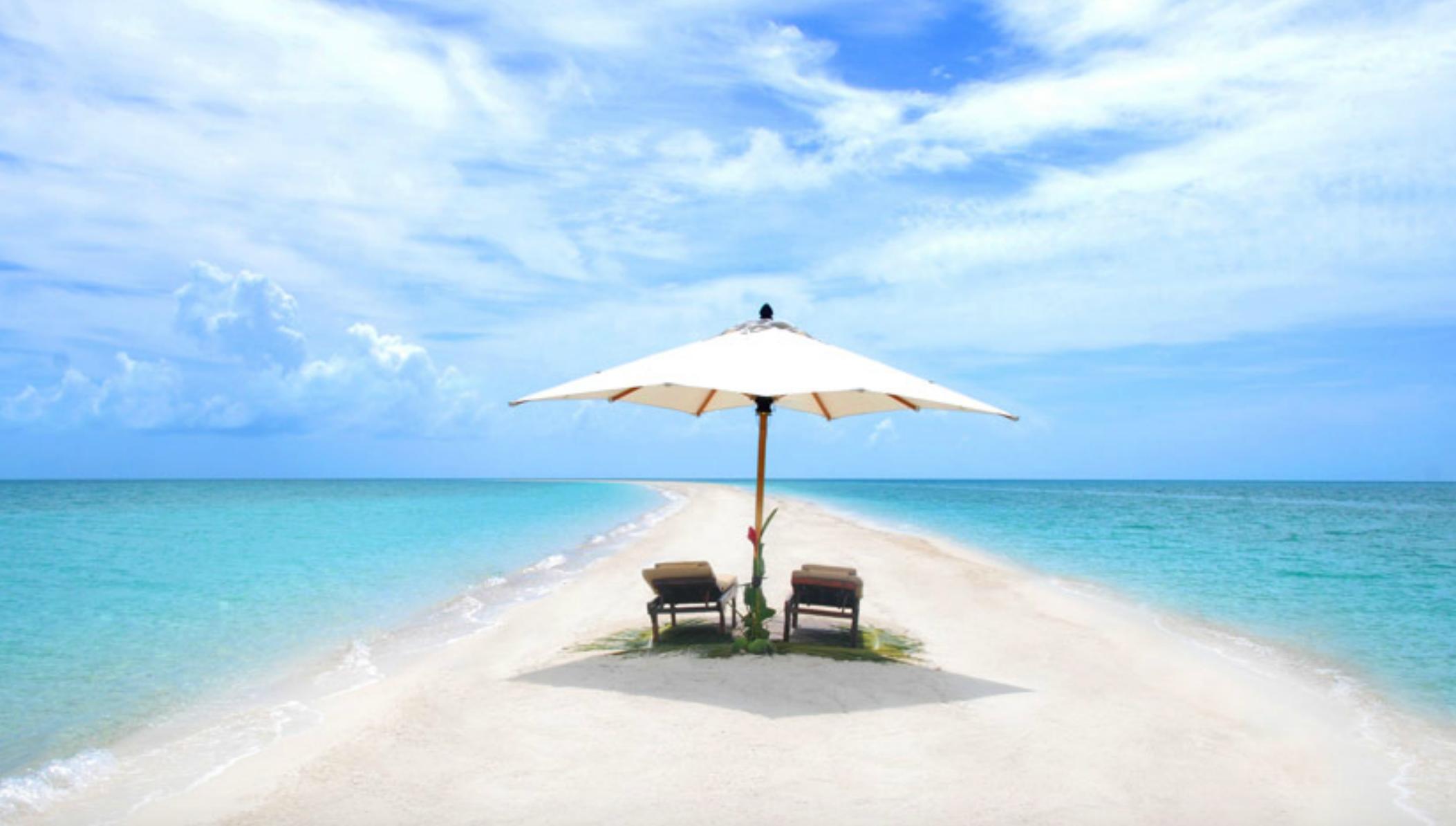 Musha Cay em Exuma Cays, Bahamas | Créditos: divulgação Musha Cay