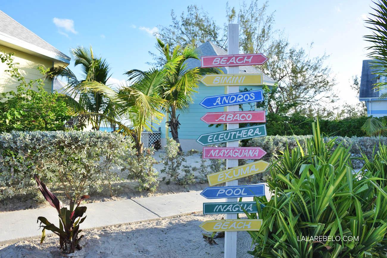 Hotel Paradise Bay em Great Exuma - Bahamas