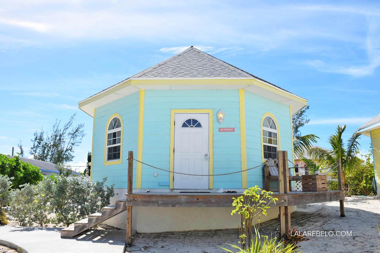 One Bedroom Cottage - Hotel Paradise Bay em Great Exuma - Bahamas