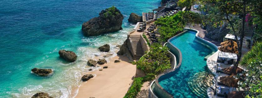 Ayana Hotel em Bali, Indonésia | Créditos: divulgação