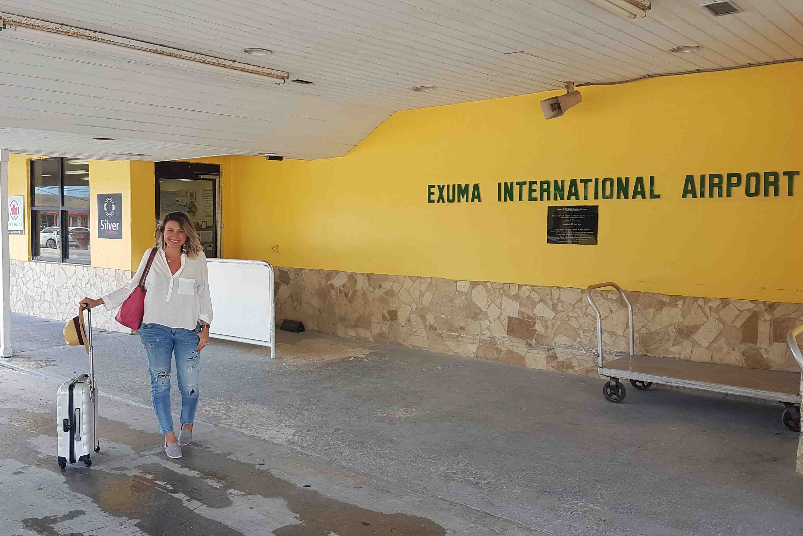 Aeroporto Internacional de Exuma