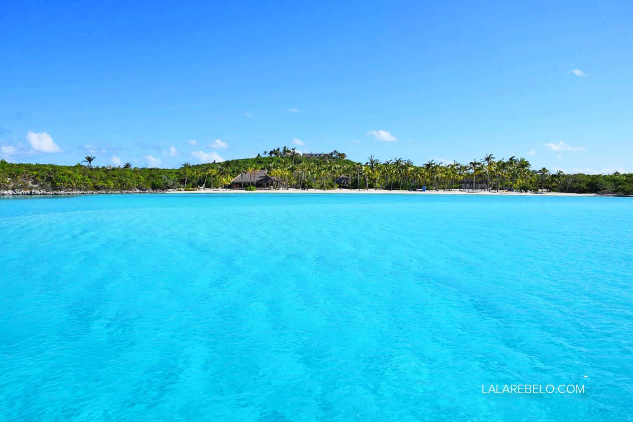 Musha Cay - Hotel em ilha privada de David Copperfield - Exuma Cays - Bahamas