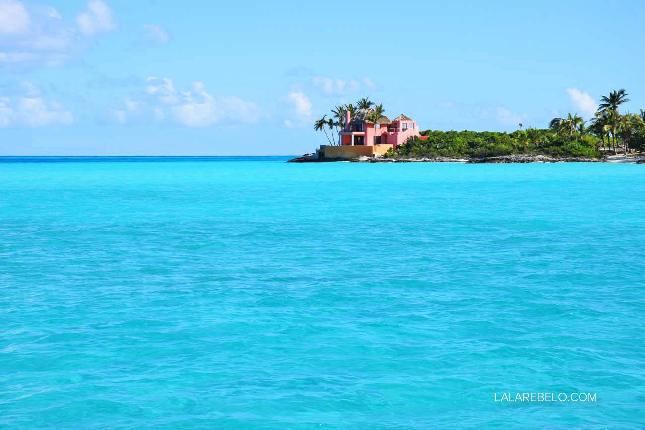 Mansões em ilhas privadas de Exuma Cays - Bahamas