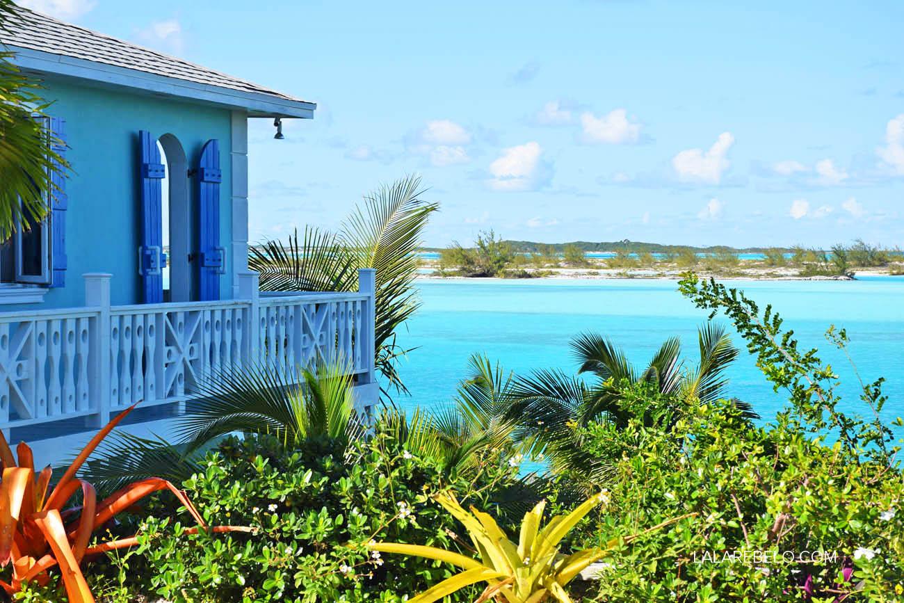 Casa linda na ilha de Great Exuma - Bahamas