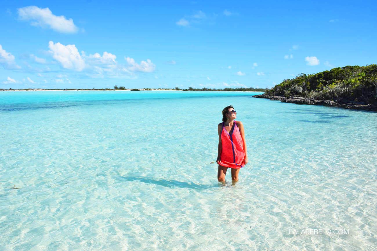 Haulover Bay - Rolle Town - Great Exuma - Bahamas