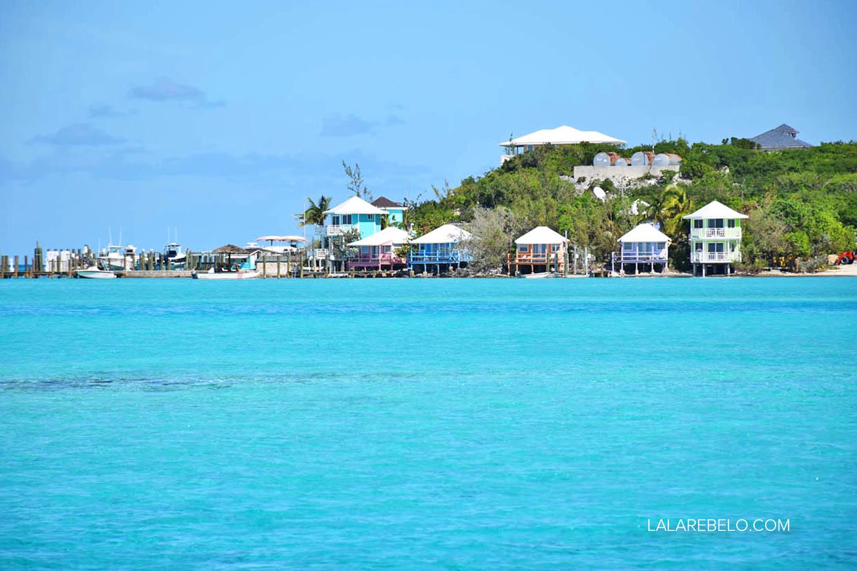 Staniel Cay | Passeio de barco por Exuma Cays