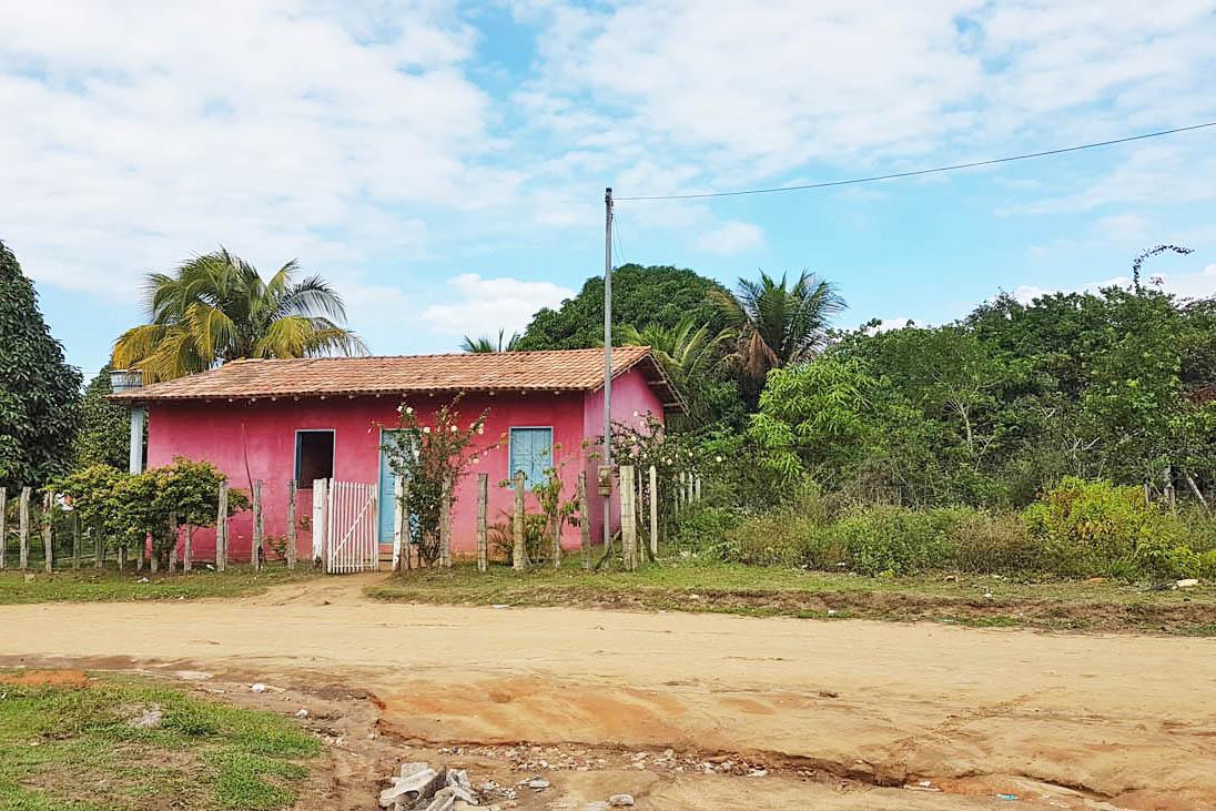 A caminho da Praia do Espelho - Bahia | Créditos: Lala Rebelo