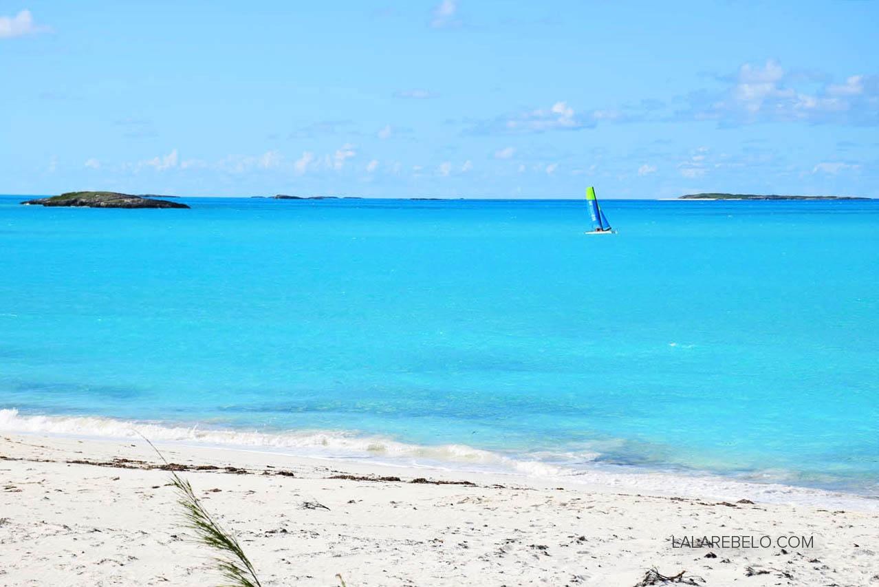 Tropic of Cancer Beach - Little Exuma - Bahamas