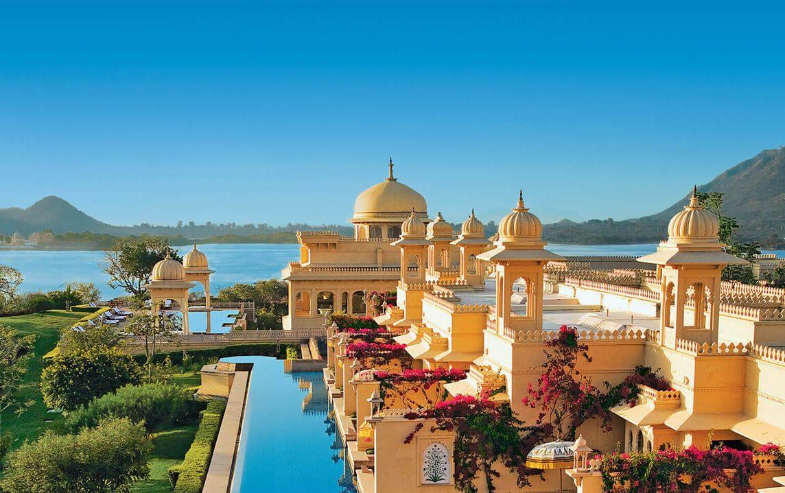 Para se sentir um Maharaja do Rajastão - Hotel Oberoi Udaivilas, em Udaipur, Índia | foto: divulgação