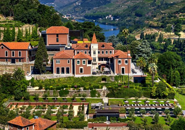 Hotel Six Senses Douro Valley, em Portugal | foto: divulgação
