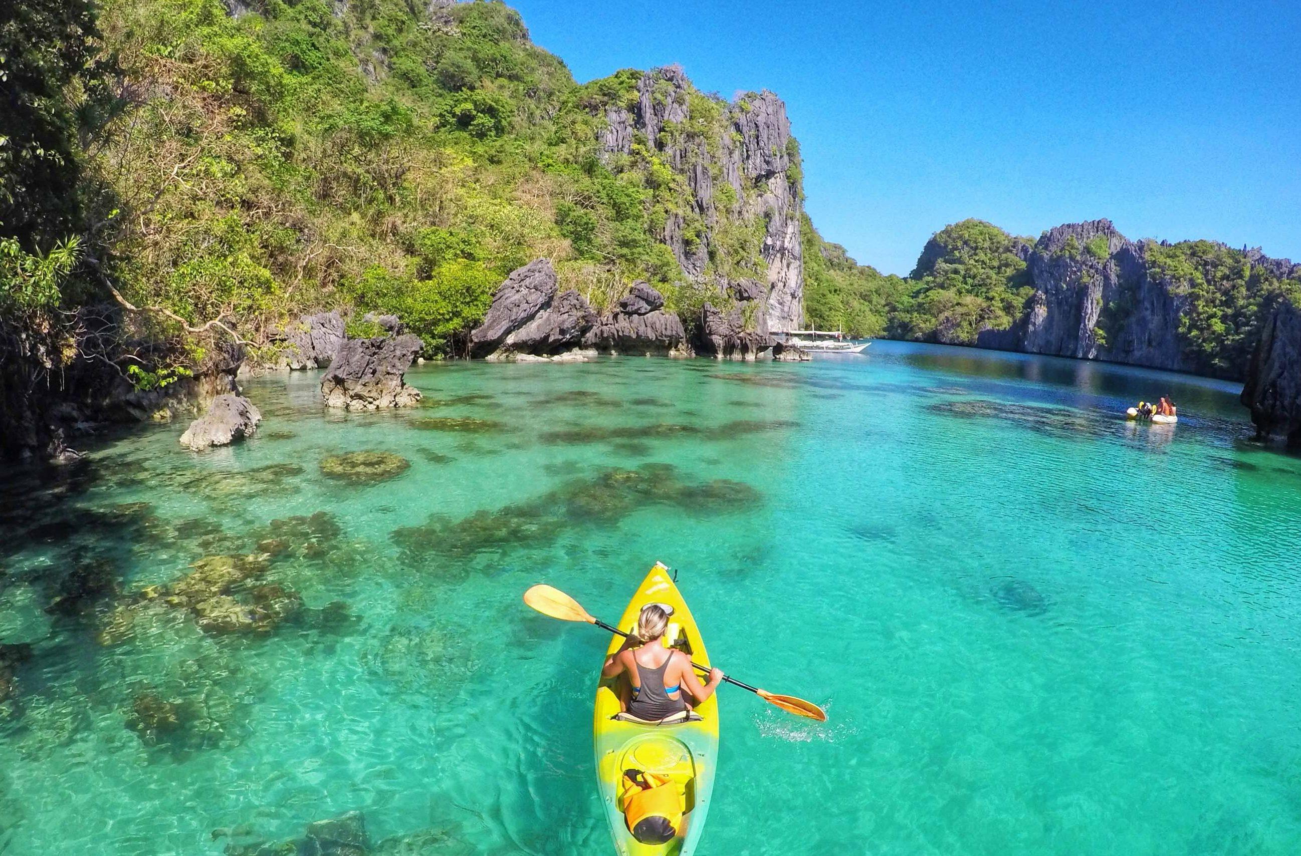 Big Lagoon - El Nido - Filipinas - Miniloc hotel - Palawan