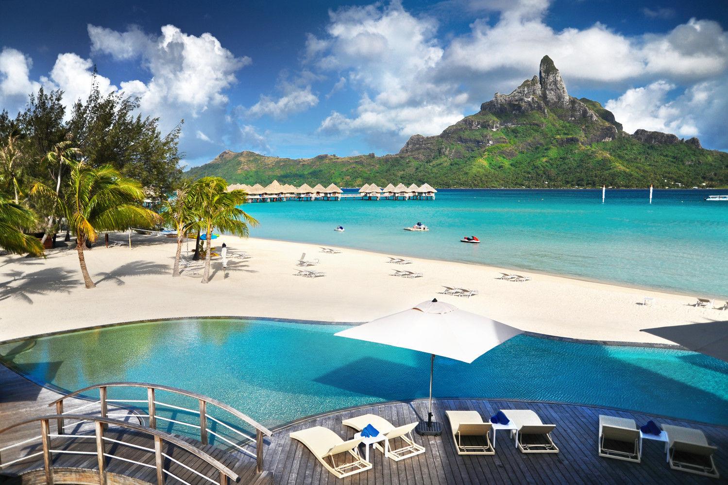 Hotel Le Meridien Bora Bora | fotos: divulgação