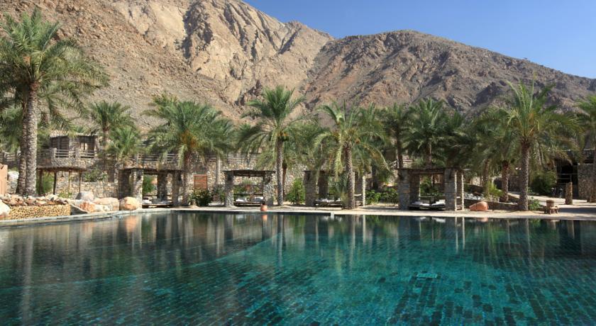 Hotel Six Senses Zighy Bay em Omã | Créditos: divulgação