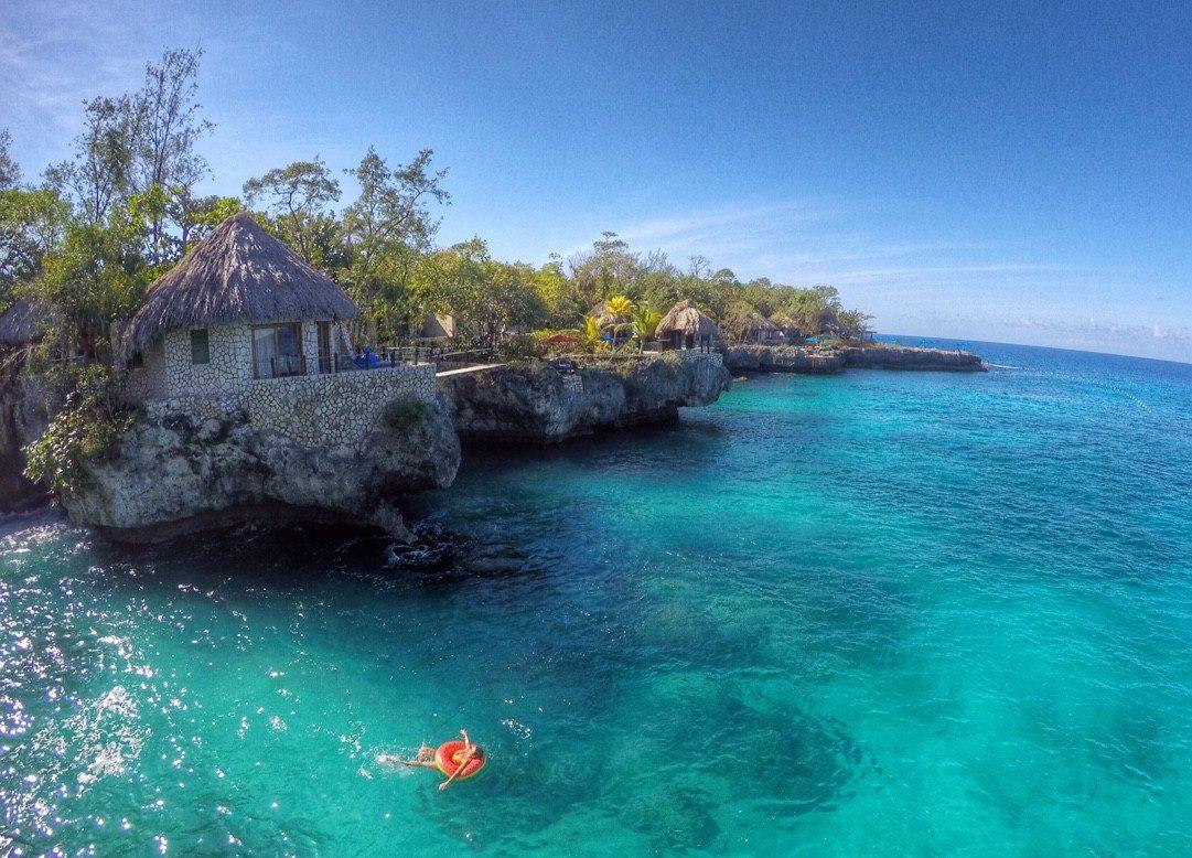 Hotel em Negril, na Jamaica | foto: Lala Rebelo