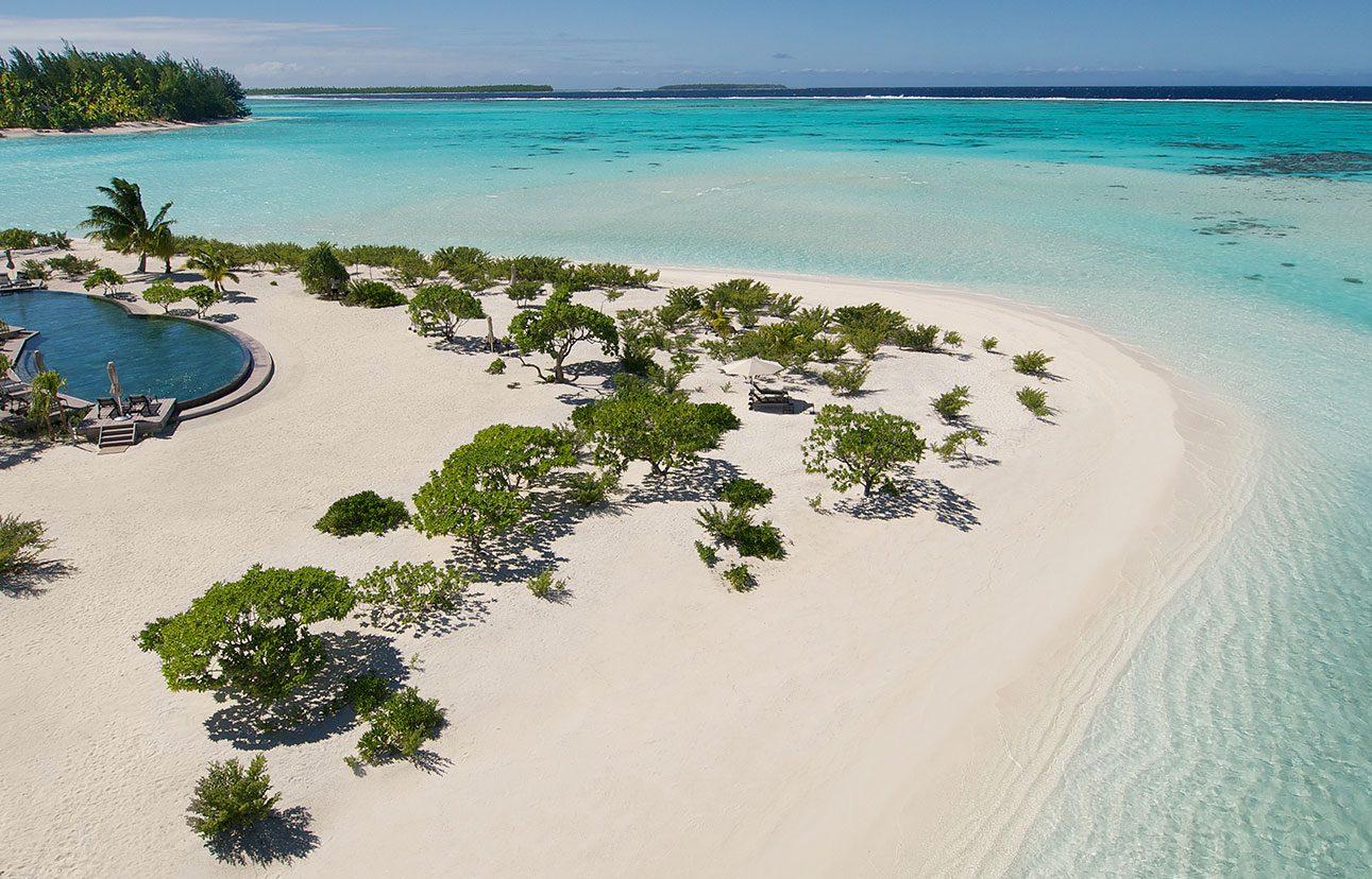 The Brando Resort em Tetiaora Island, Polinésia Francesa | foto: divulgação