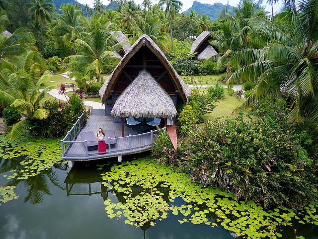 Premium Lake Bungalow - Hotel Maitai Lapita Village, Huahine | foto: divulgação