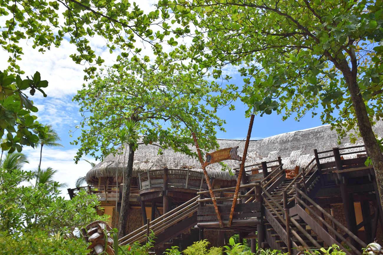 Restaurante Le Vanille - Le Taha'a Island Resort | foto: Lala Rebelo