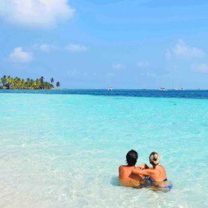 Praias na Cidade do Panamá - San Blas - Kuna Yala