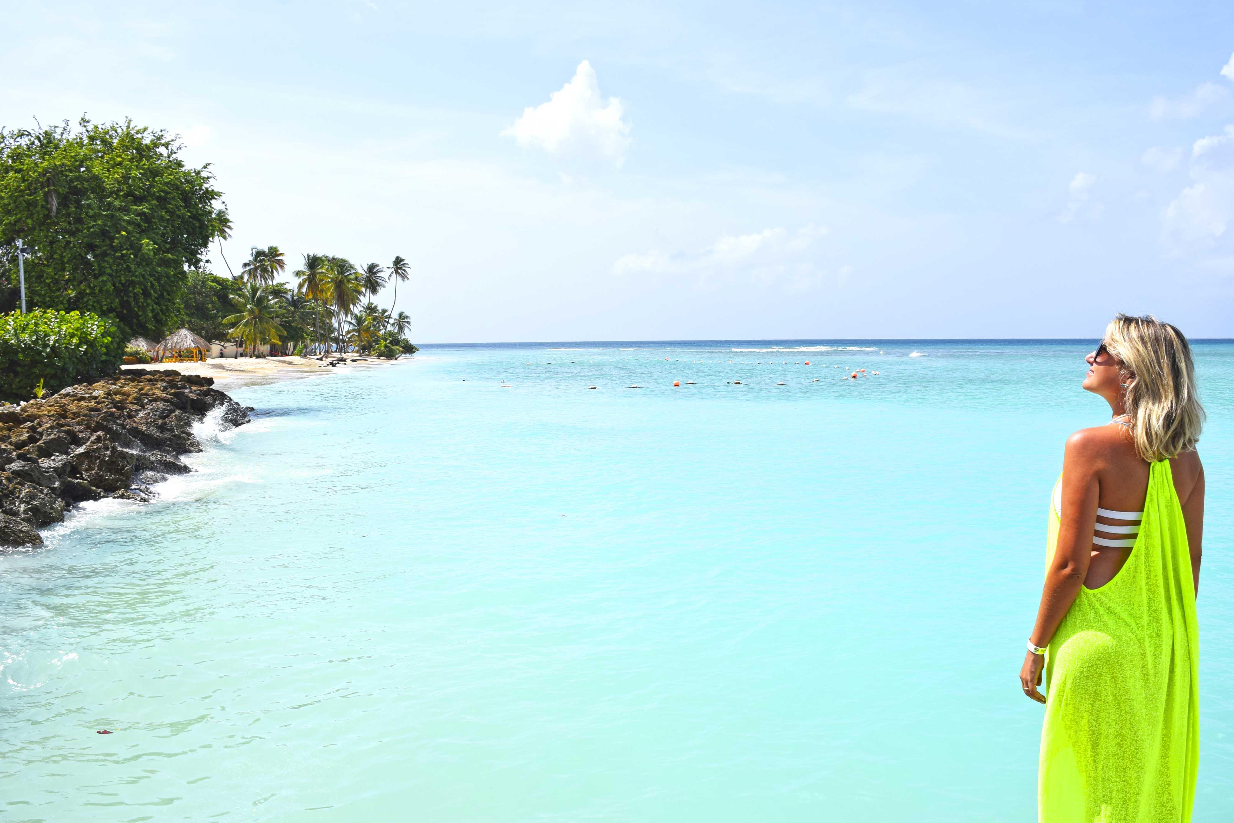 destinos no caribe fora da zona de furacões