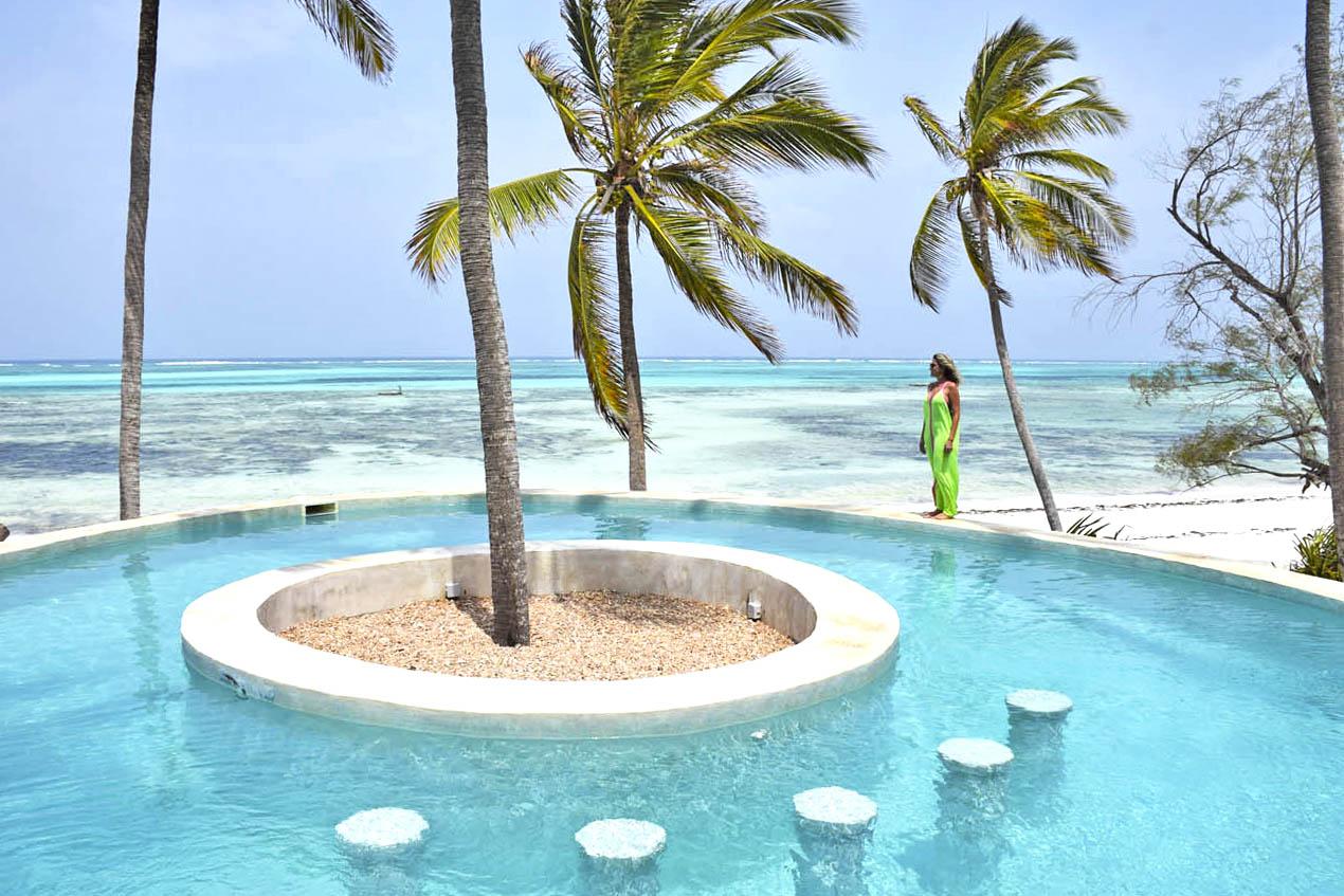 Matlai Boutique Hotel - Zanzibar - Tanzania - Piscina