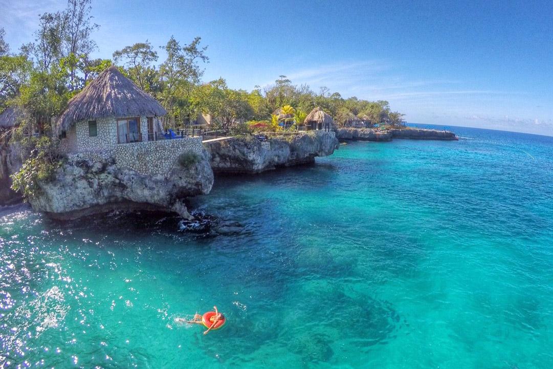 rockhouse negril jamaica - lala rebelo