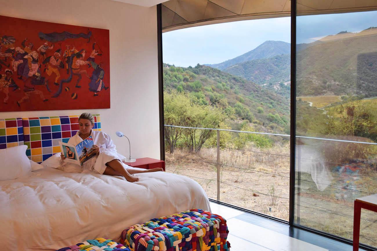 Vina Vik - Hotel e vinícola no Chile - Vale do Colchagua - Vik Chile Retreat