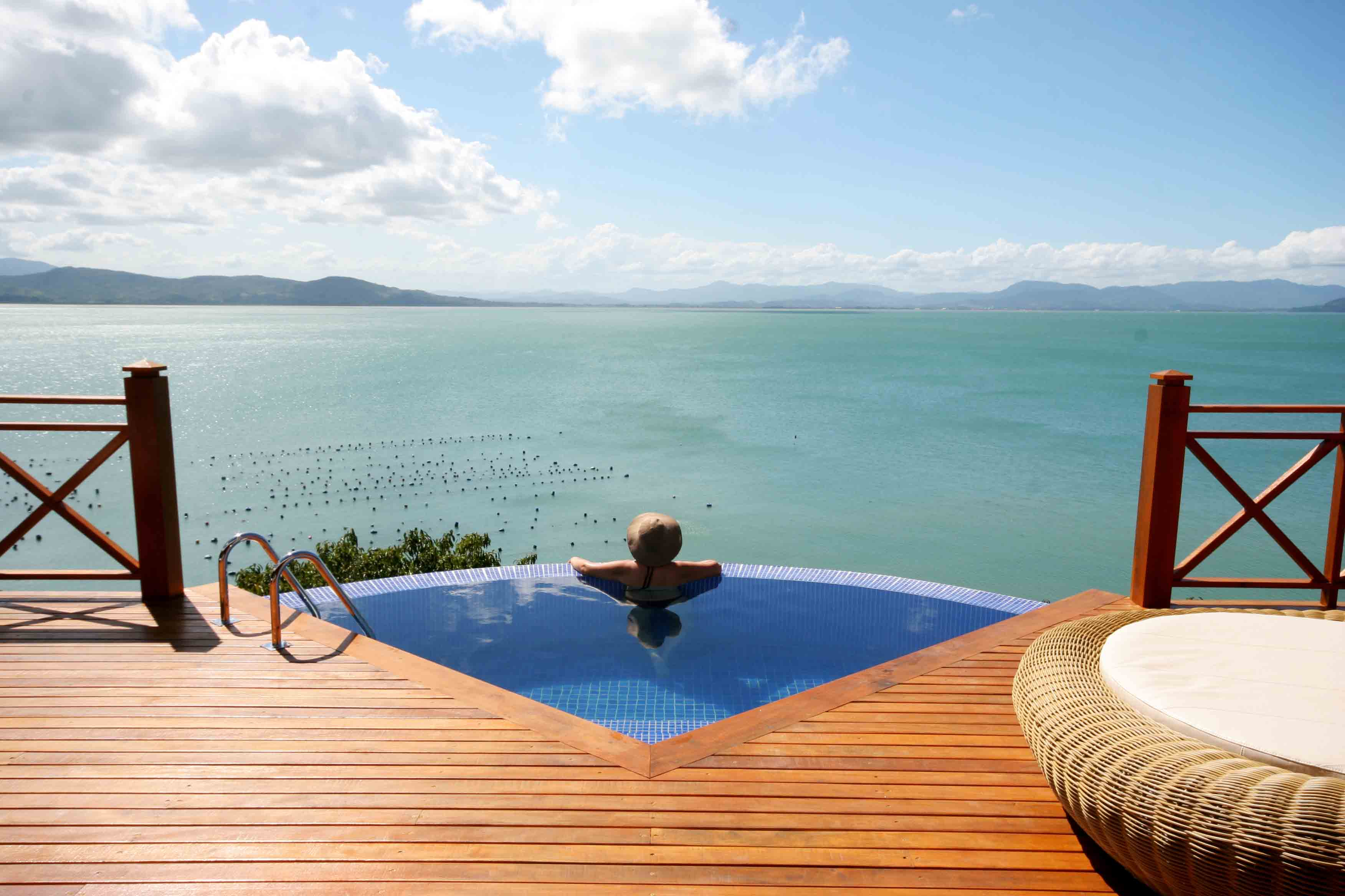 Lua de mel no Brasil - Ponta dos Ganchos Resort - SC - adults only