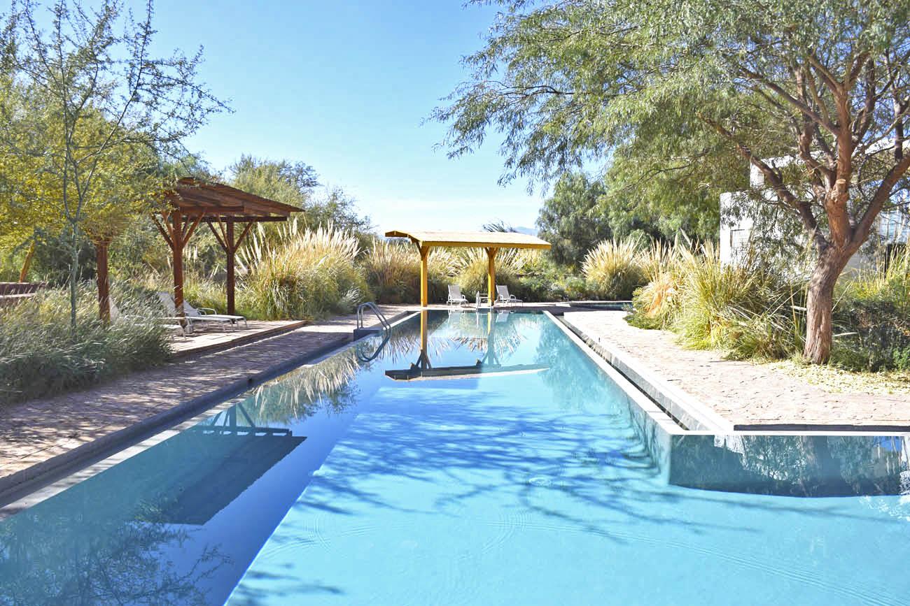explora atacama chile hotel piscina