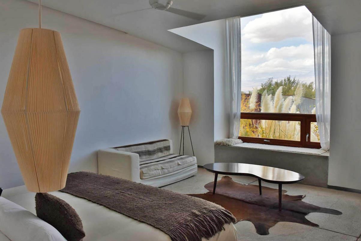 hotel tierra atacama - chile - quarto poniente