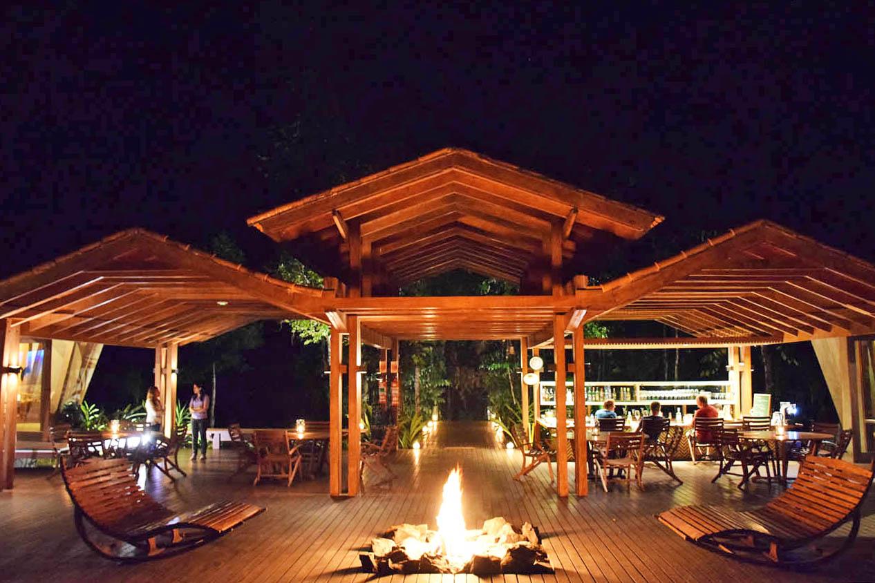 Cristalino Lodge - Alta Floresta - Brasil