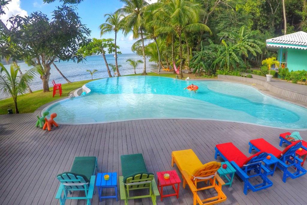 Praias no Panamá - Portobelo - Hotel El Otro Lado