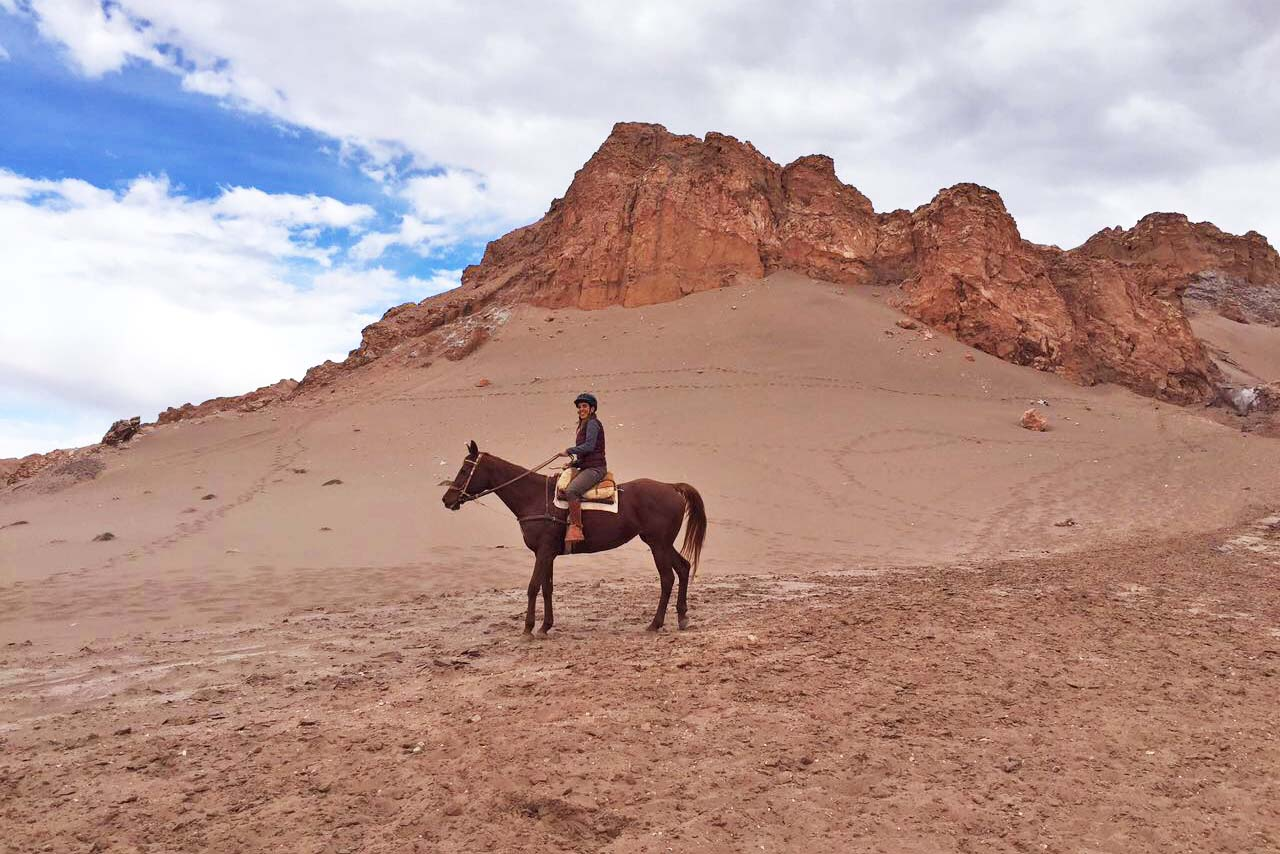 cavalgada explora atacama dunas de la chula cordilheira do sal