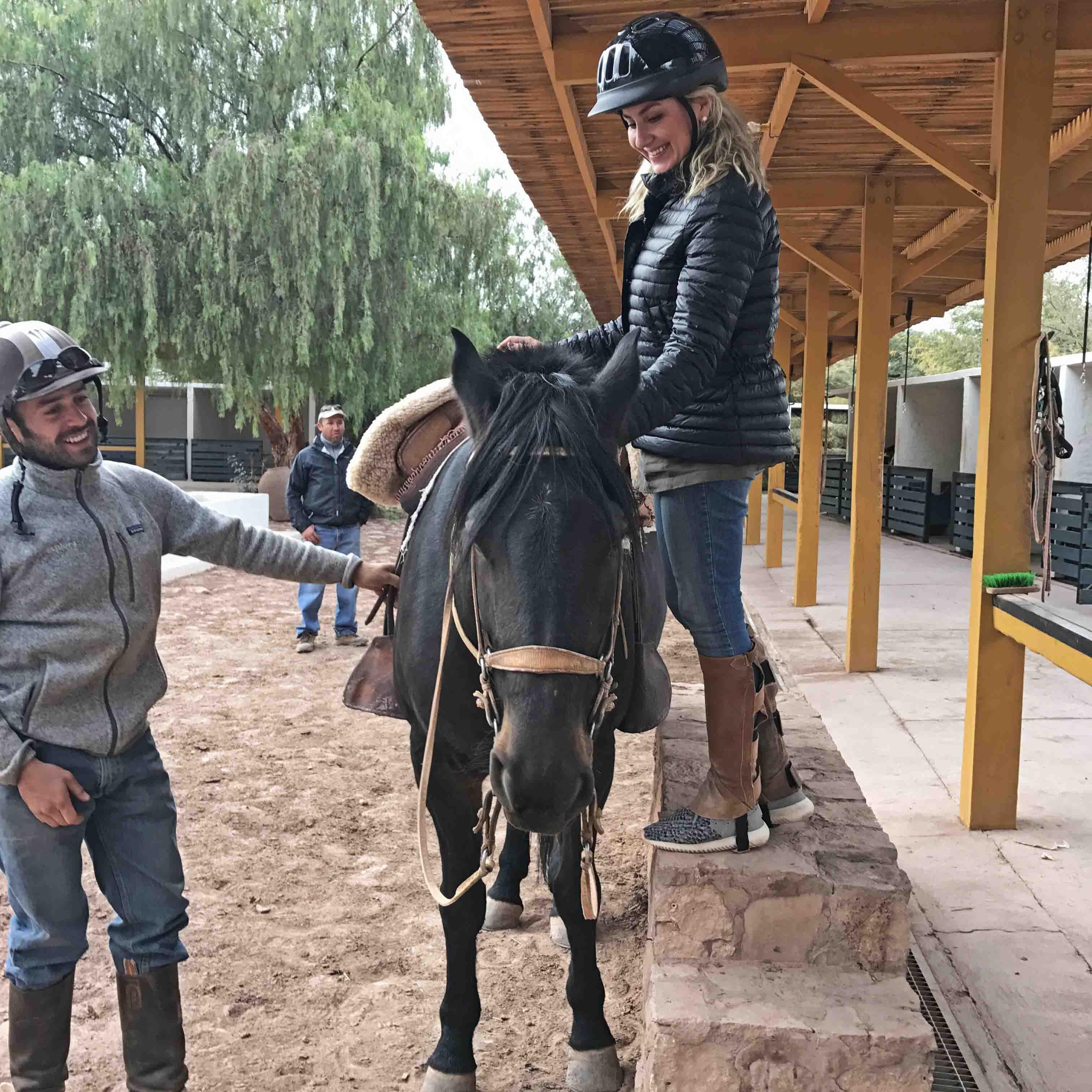 cavalgada deserto atacama explora lala rebelo