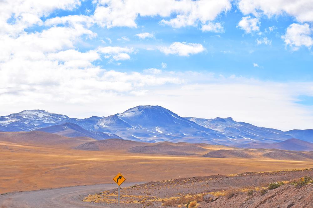 lagunas altiplanicas deserto atacama chile