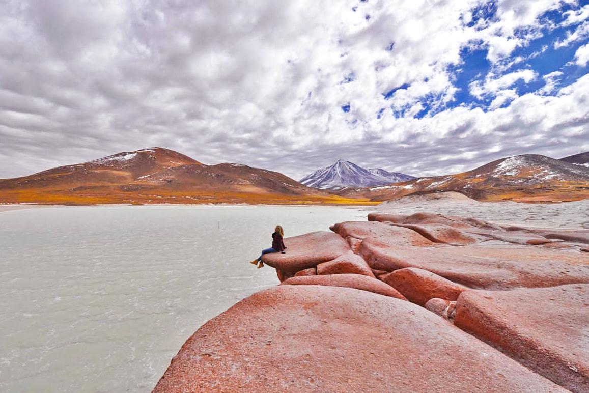 piedras rojas lagunas altiplanicas atacama
