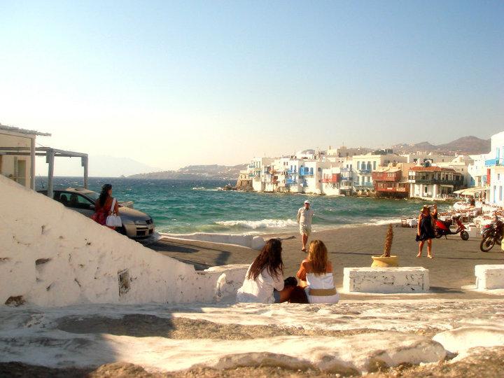 ideias de destinos para o verão europeu - mykonos grecia - lala rebelo