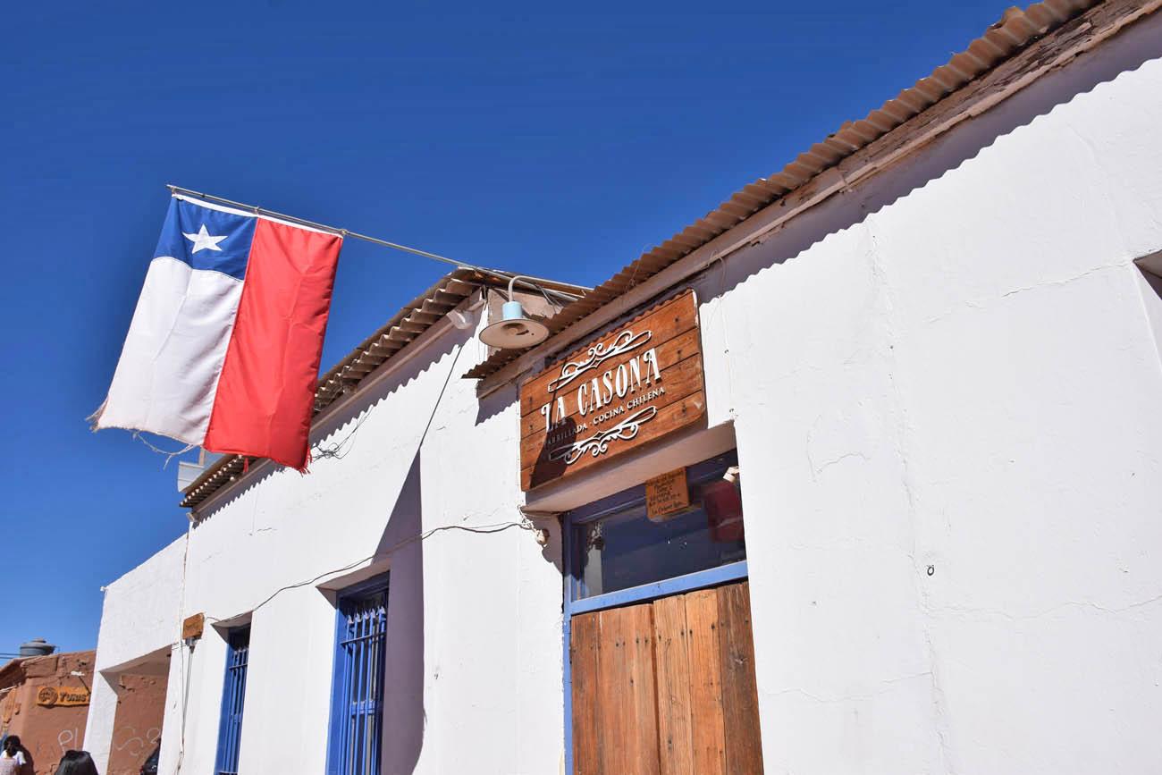 Restaurante La Casona - San Pedro de Atacama foto Lala Rebelo