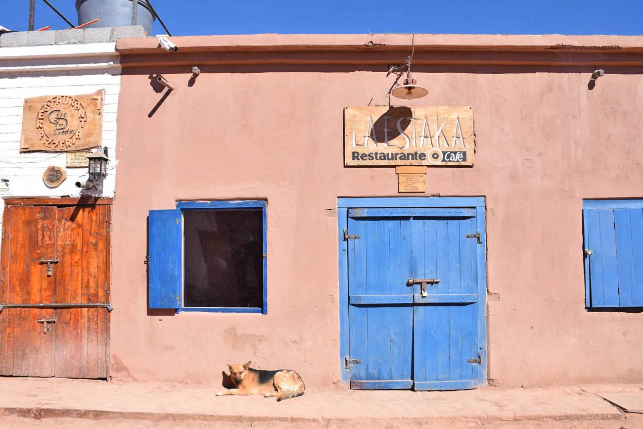 Restaurante La Estaka - San Pedro de Atacama foto Lala Rebelo