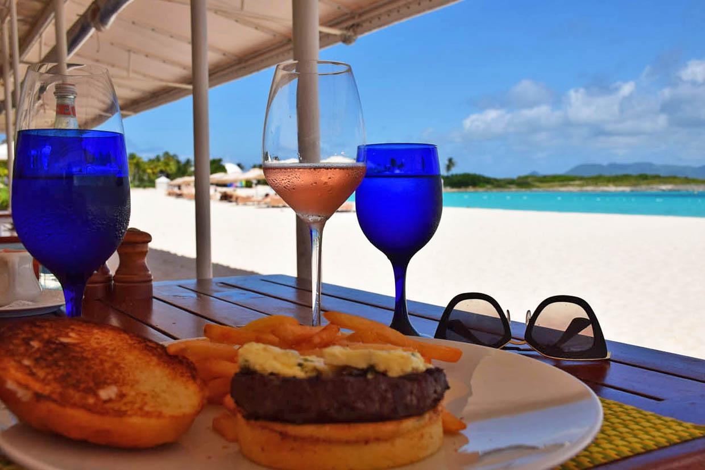 restaurant blue cap juluca anguilla