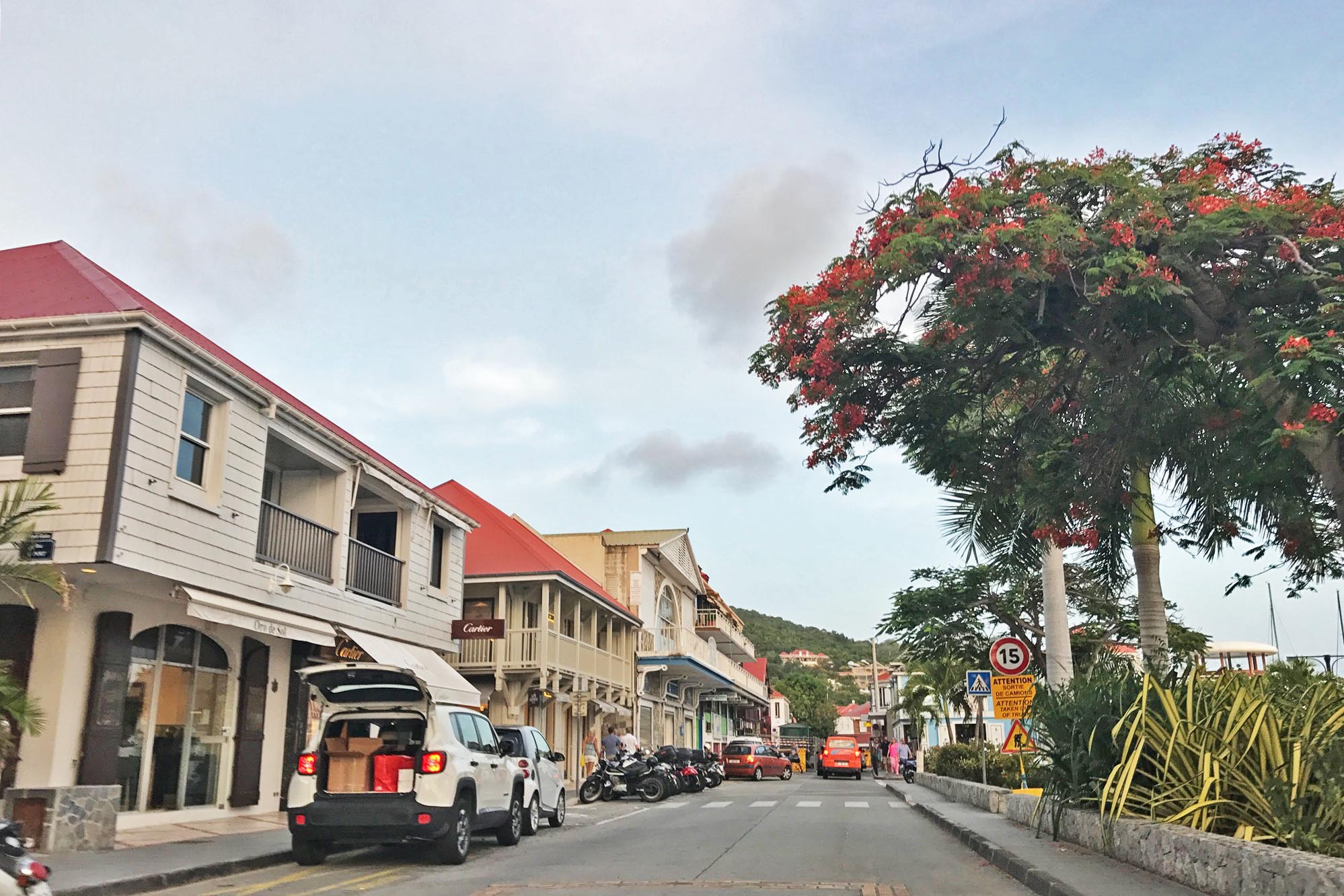gustavia capital de st barth