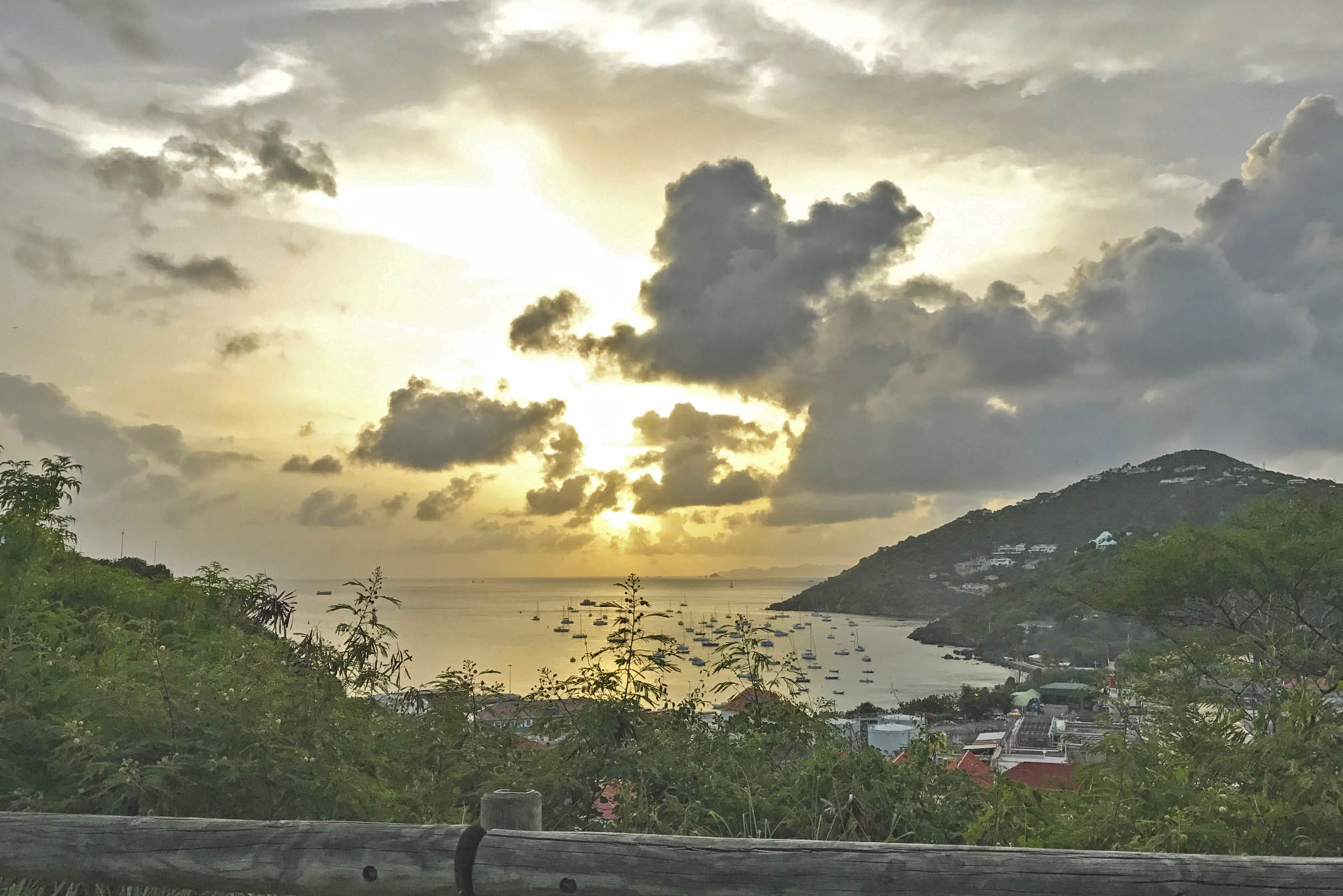 gustavia - capital de st barth