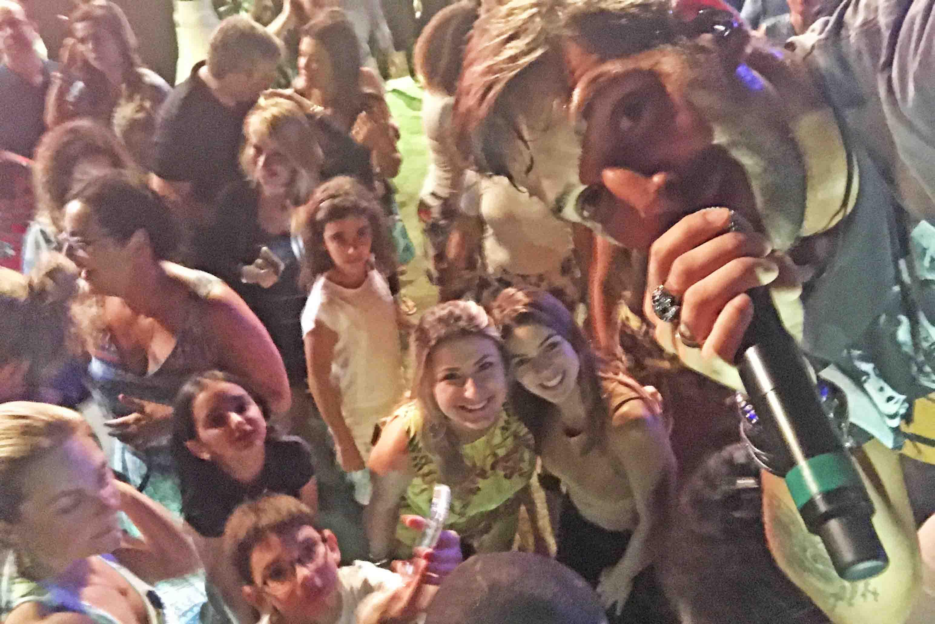 Banda Eva festa de aniversário 32 anos Tivoli Ecoresort Praia do Forte