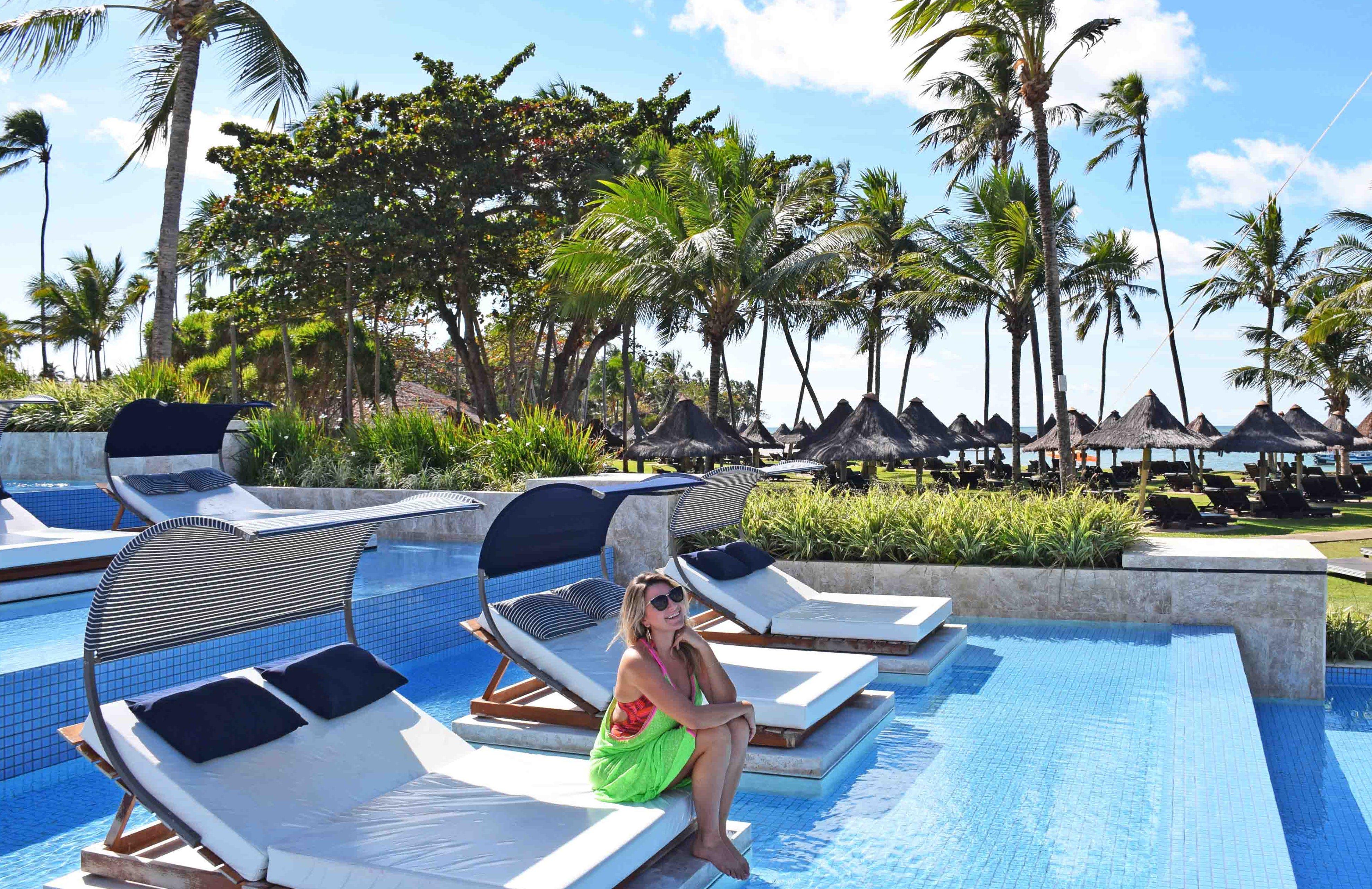 onde ficar praia do forte - melhor hotel resort - tivoli