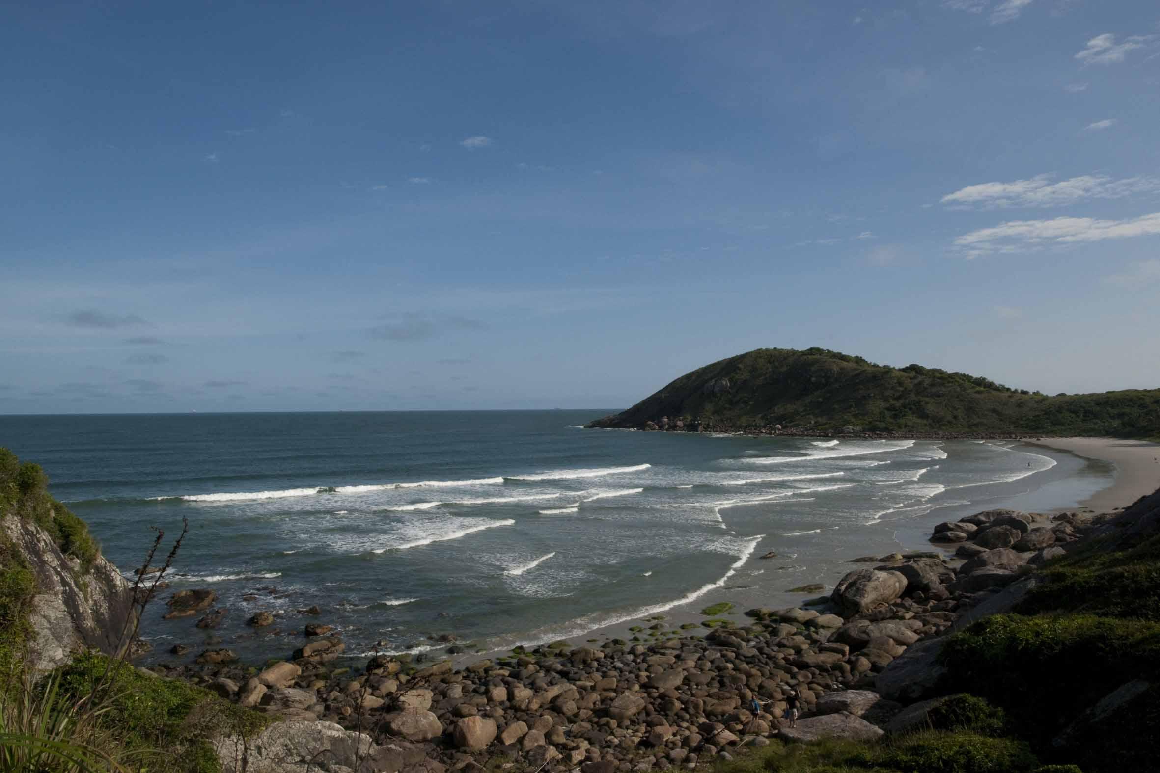 destinos no sul do brasil - Ilha do Mel paraná