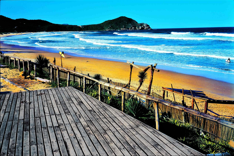 destinos no sul do brasil - santa catarina - praia do rosa
