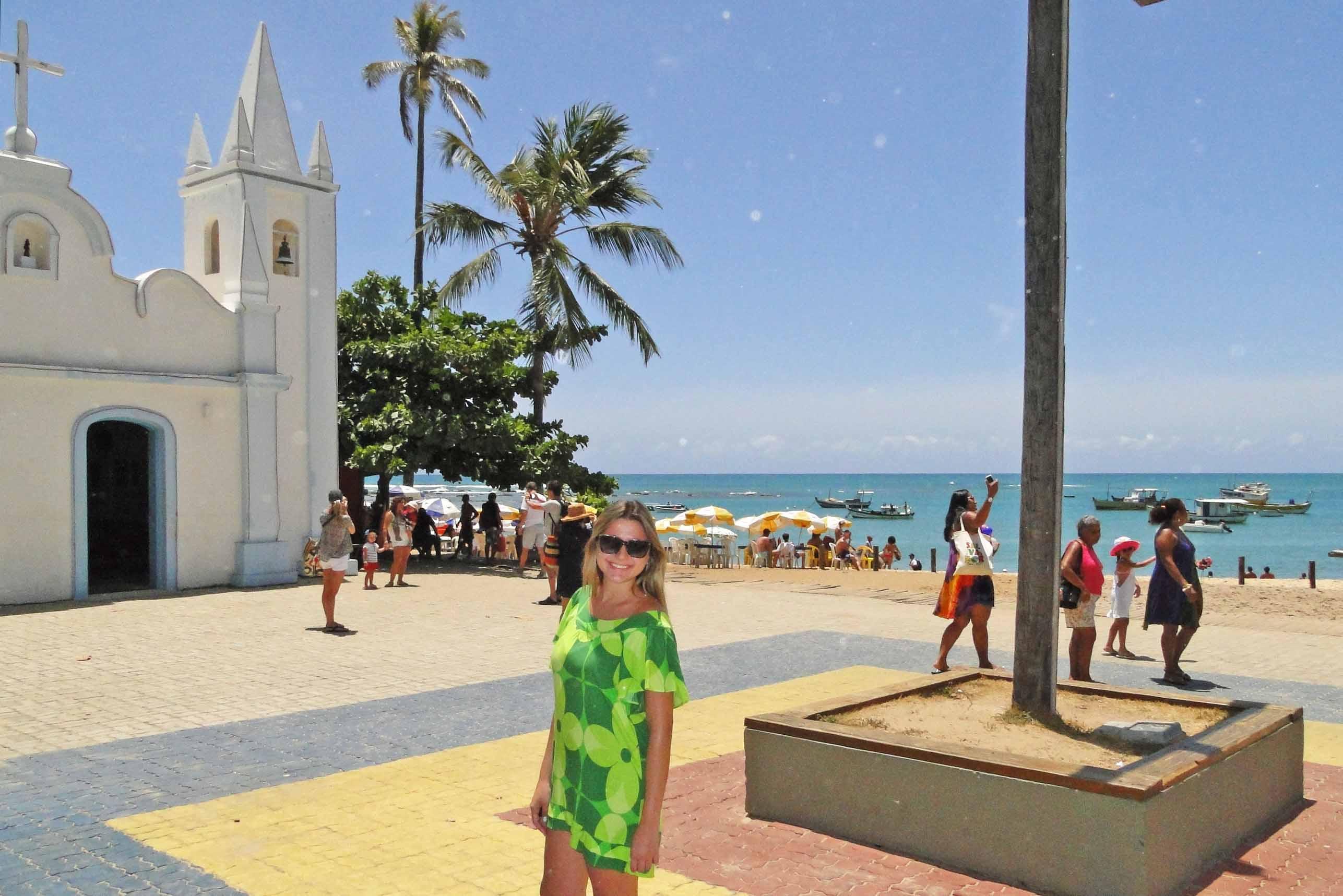 praia do forte igreja vila
