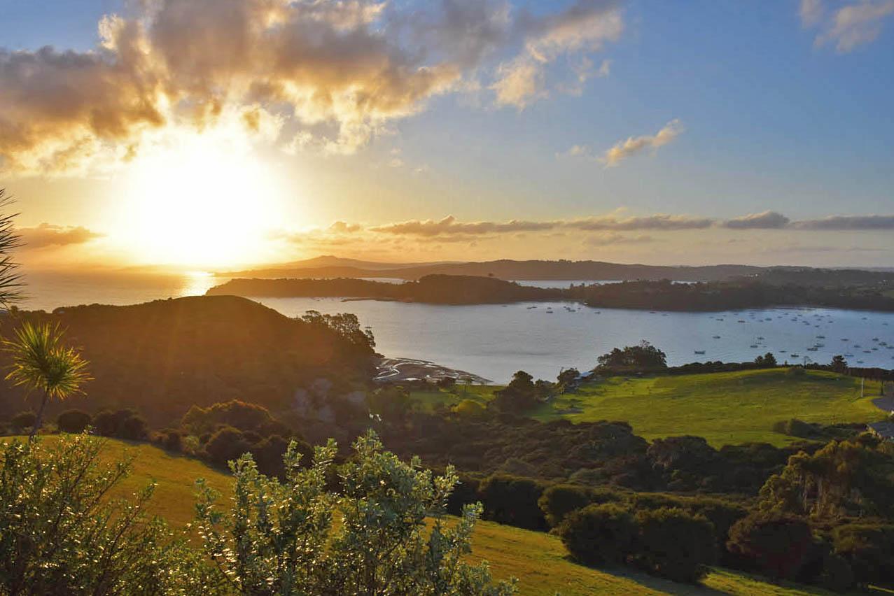 o que fazer em Auckland - waiheke island