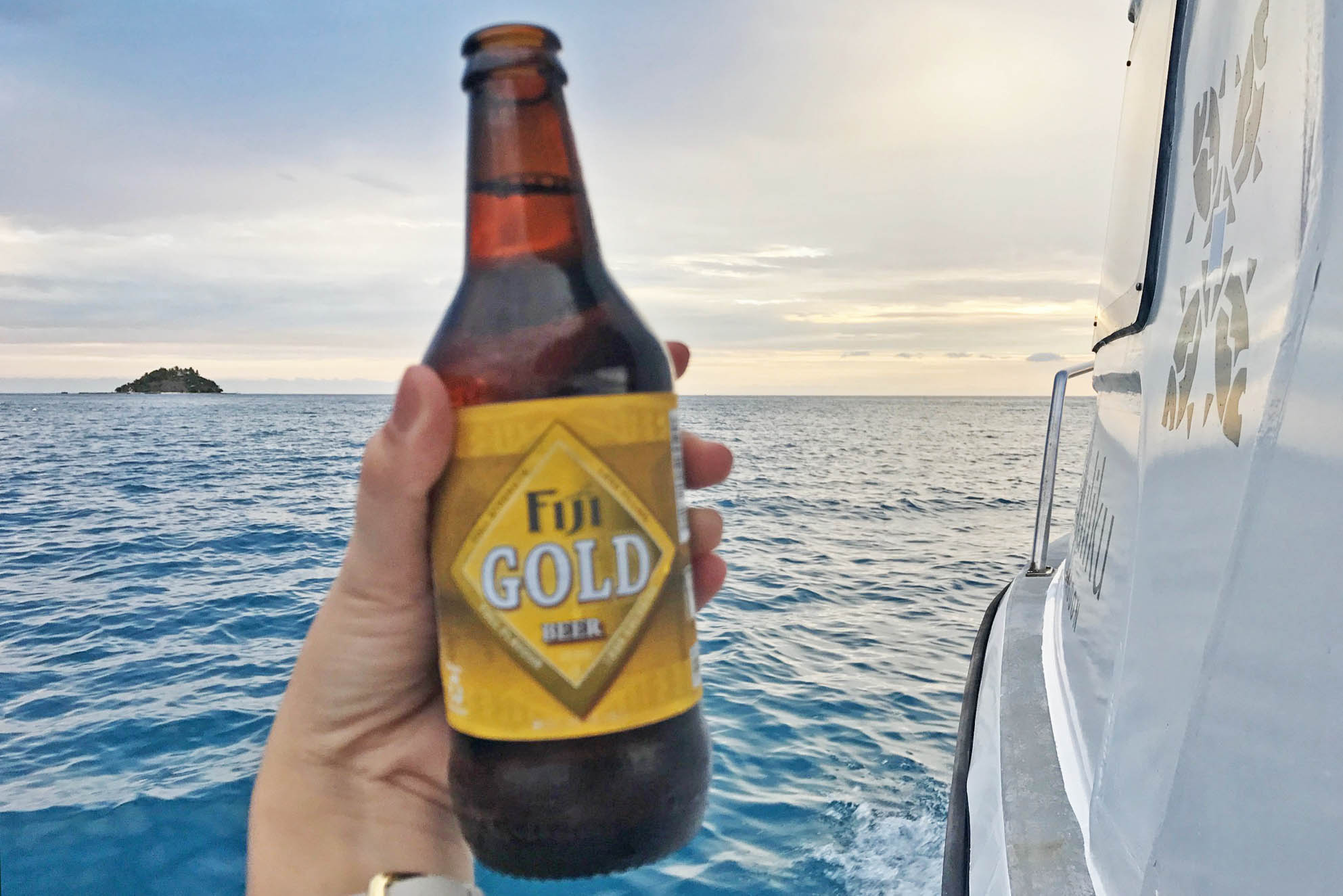 beer fiji gold