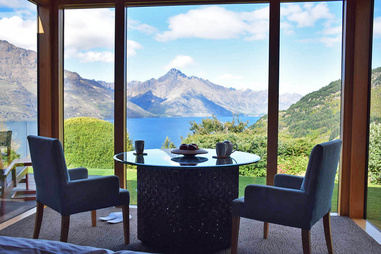 hotel azur lodge queenstown
