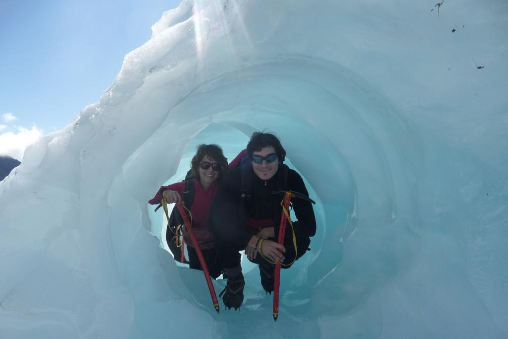 franz joseph glacier ice cave
